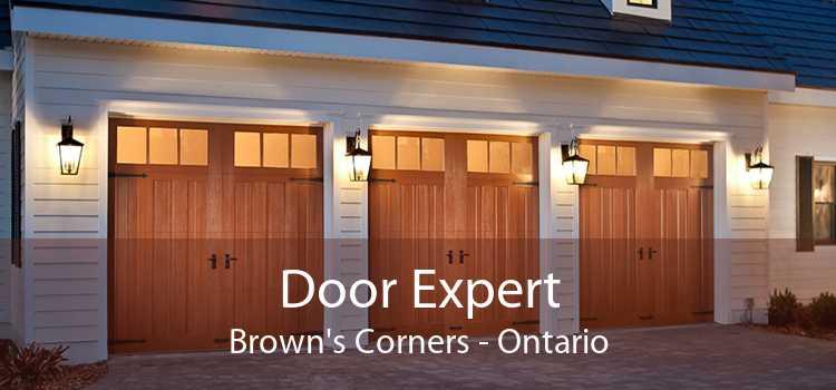 Door Expert Brown's Corners - Ontario