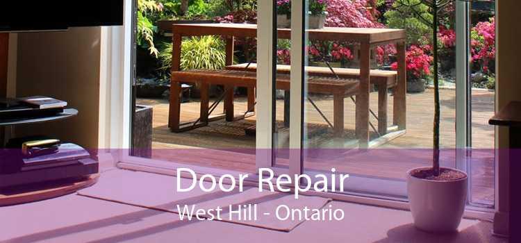 Door Repair West Hill - Ontario