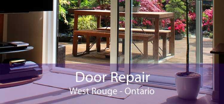 Door Repair West Rouge - Ontario