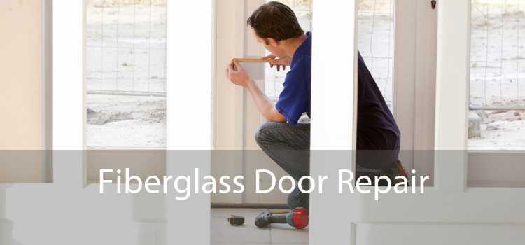Fiberglass Door Repair